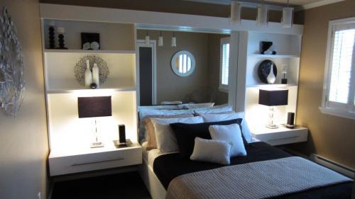 Built-in Bedroom suite