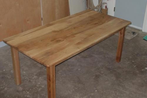 Natural Cherry Table