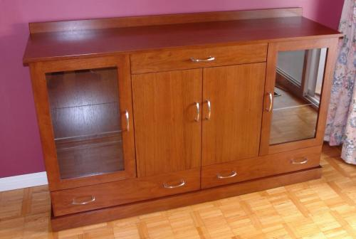 Medium Walnut Buffet